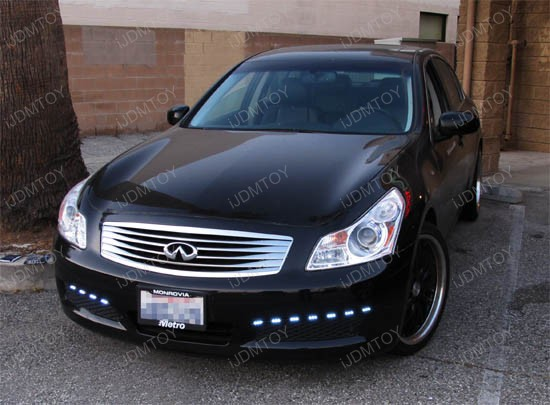 Infiniti - G35 - LED - strip - light - 1
